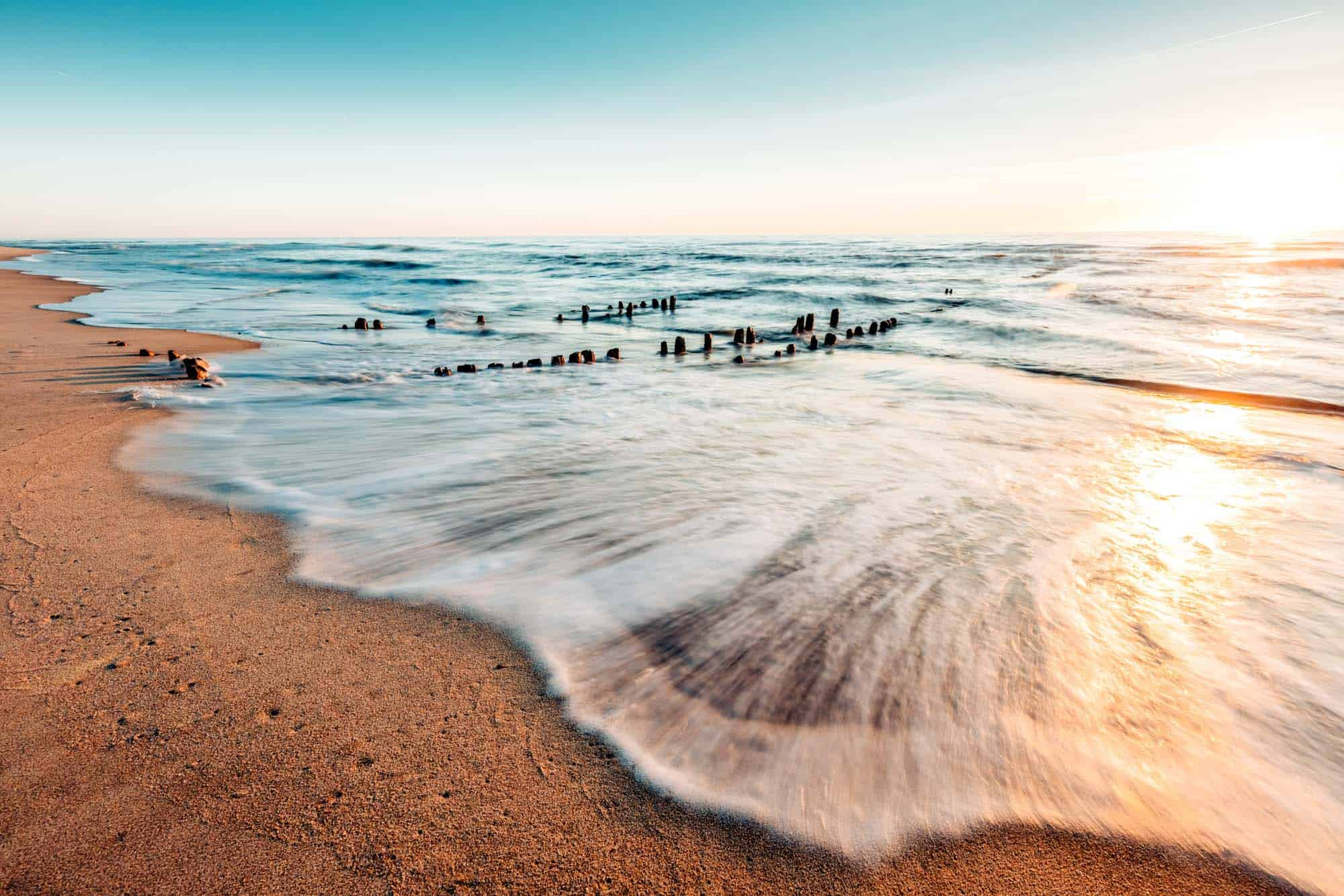 Strand nordsee sonnenuntergang  Nauke Jaschinski Photography | Sylt Fotograf Nordsee Landschaft ...